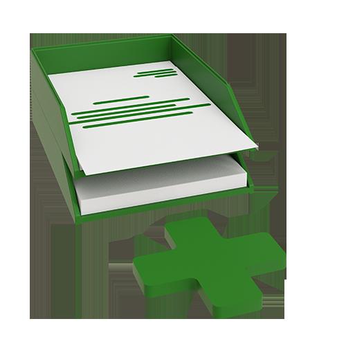 Stockez vos documents